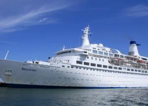MV Discovery Vessel