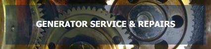 GENERATOR SERVICE & REPAIRS