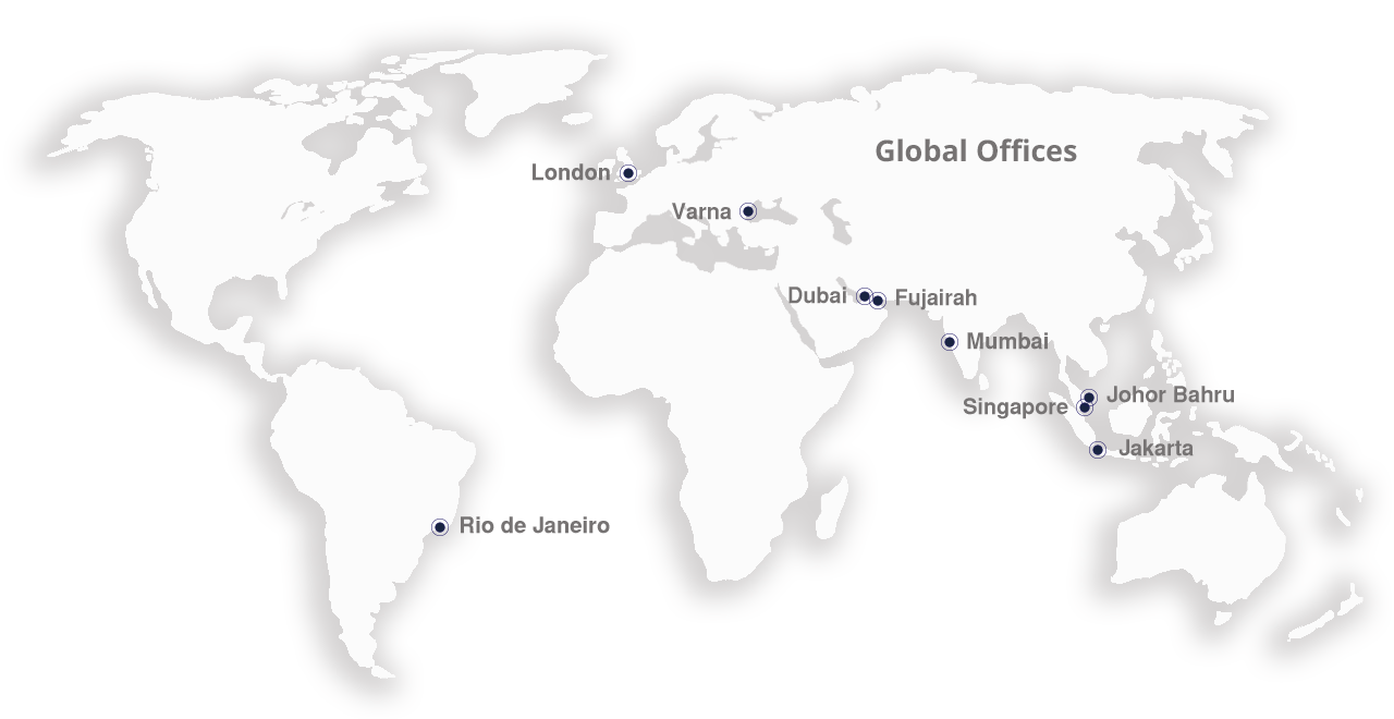 CTS Global Offices - Worldwide