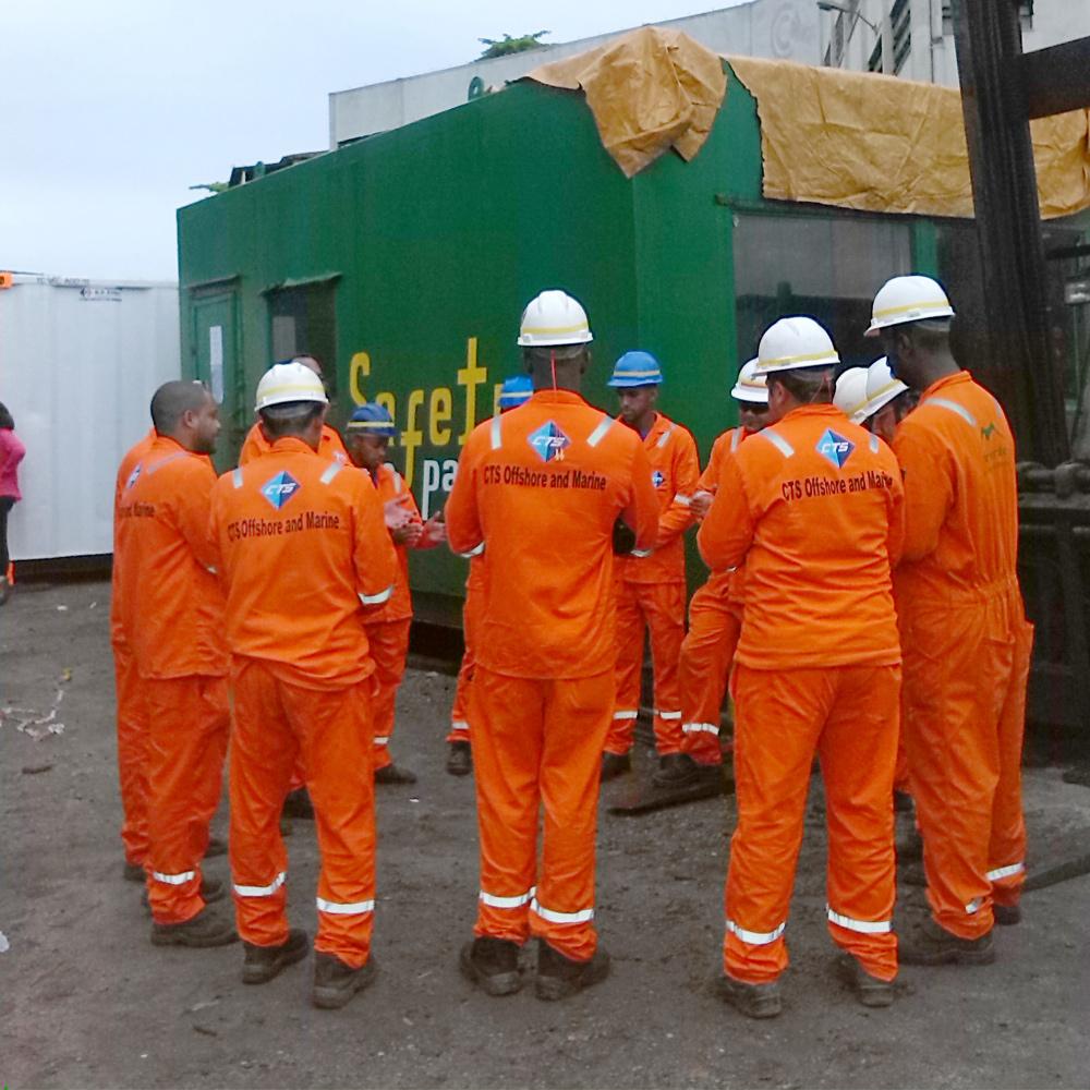 Prosafe_EPC-HVAC | CTS Offshore and Marine Limited Case Study