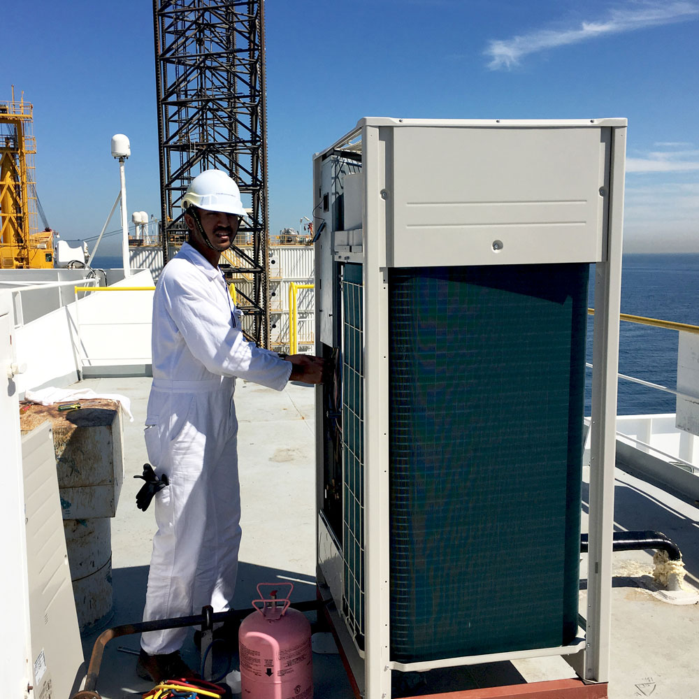 Anglo-Eastern_VRV-AC | CTS Offshore and Marine Limited Case Study