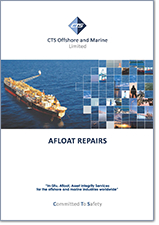 CTS Corporate Brochure Afloat Repairs