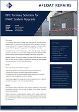 HVAC Safe Concordia Case Study