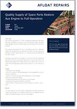 New Engine Supply Case Study