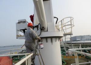 CTS Painter on Main Ship Crane