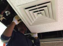 Service of HVAC