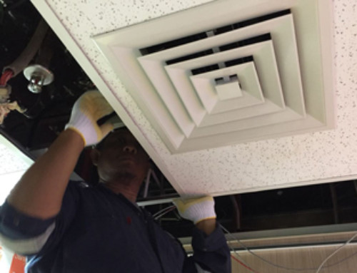 Major HVAC service for Oil and Gas Company