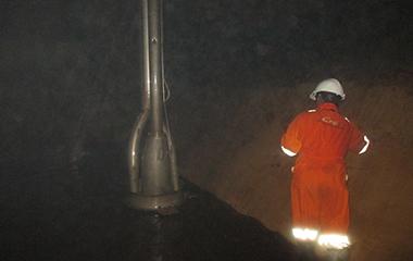 UTM Inspection On Board Vessel