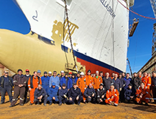 CTS Teams Excel in Major Cruise Refit