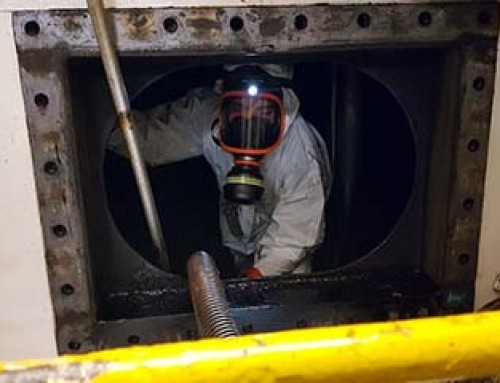 HFO Tank Cleaning & Cosmetic Maintenance for Container Fleet