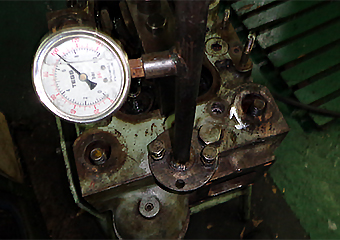 Yanmar Engine Reading