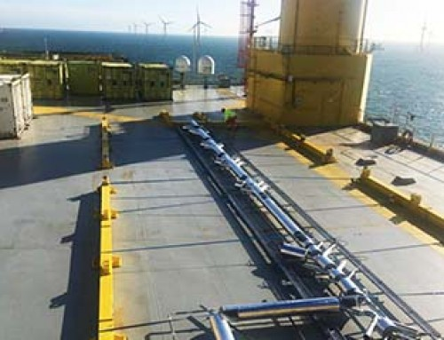 Three Offshore Wind HVDC Platforms Recovered from Corrosion Damage